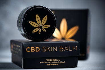 CBD Skin Repair Balm - Eupohria Trade