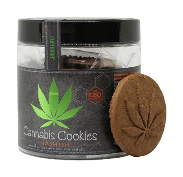 110g Cannabis Cookies Hashish with CBD