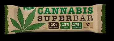 Cannabis Superbar Riegel 35g